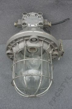 LAMPA przemysłowa LOFT design PAB Industrial PRL