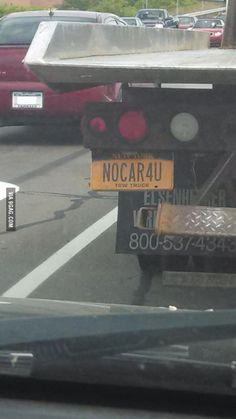 Tow Truck Humor - http://geekstumbles.com/funny/tow-truck-humor/