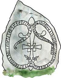 Vikingar, Runor - Unga Fakta Vikings, Artist Life, Social Studies, Mythology, Clip Art, Art Ideas, Projects, History, School