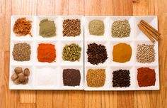 What was your goal when you created a spice collection?