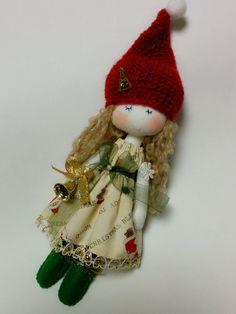 Fashionable mini Doll (Christmas)