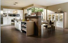 Beispiele Für Küchendesign, Welche Stil Und Eleganz Versinnbildlichen