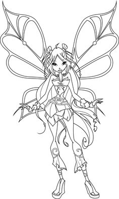 deviantART: More Like Winx Club Harmonix Base by WinxFandom