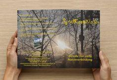 Produkt (A5 Faltblatt mit Einbruchfalz) individuell gestalten Studio, Cover, Books, Art, Design, Tri Fold Brochure, Wilderness, Nature, Kids