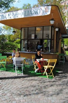 Find information about the latest trends, events and restaurants in Helsinki, as well as get tips from local residents. You can also create your own My Helsinki list, a visual map of your favourite places in the city. Hidden Places, Small Places, Visual Map, Visit Helsinki, Gypsy Living, Tove Jansson, Bistros, Hidden Treasures, Kiosk