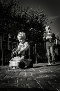 Fun in the street