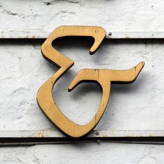ampersand &, via Flickr.