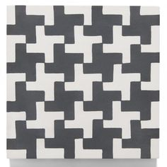 Artisanal Cement Tiles from Waterworks, To see the full line, go to Waterworks