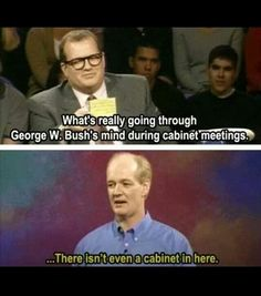 Whose line is it anyway? Quote :)