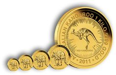 Gold Coins-Australia