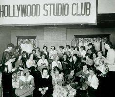 Hollywood Studio Club Girls