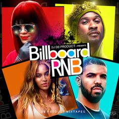 DB Product drops this music download titled 'Billboard RnB'.  This release plays you the hottest music currently out by artists such as Beyonce, Drake, Usher, Rihanna, Verse Simmonds, Fat Joe, Bryan J, Jeremih, Dawn Richards, and much more on this 32 song playlist.  Stop by and check this one out!