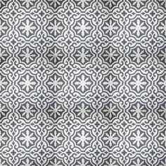 Moroccan & Encaustic Cement Tiles By Jatana Interiors Blue Moroccan Tile, Moroccan Bathroom, Moroccan Style, White Porch, Tile Layout, Feature Tiles, Black And White Tiles, Encaustic Tile, Tile Patterns