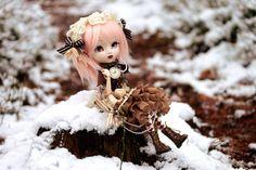 Chi | by Siniirr Victorian, Kitty, Moon, Anime, Art, Fashion, Little Kitty, The Moon, Art Background