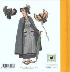 Livre - Le costume auvergnat et bourbonnais - Victor Lhuer