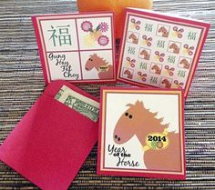 Year of the Horse Red Envelopes: Free Printables for the Chinese New Year | Disney Baby
