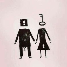 This is the most accurate illustration of how love works in my opinion Sarkastischer Humor, Pictures With Deep Meaning, Satirical Illustrations, Meaningful Pictures, Deep Art, Art Drawings, Street Art, Illustration Art, Creative Illustration