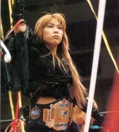 Michiko Omukai - Japanese Women Wrestling