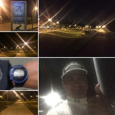 This Thursday night 7.6 mile run is dedicated to 3 of my high school track team star athletes who showed me what it means to be a fighter winner & champion as the team battled a high-powered league school earlier today.  1 of the 3 is a 16-year old sophomore who was sick earlier this week with a fever. He was clearly not 100% at today's duel meet. But he has the heart of a champion and winner because he gave it all he had to run the 2nd leg of the Frosh/Soph 4x100M relay. Plus he willed…
