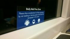 """Spotted on the Ramsgate to Victoria line. 