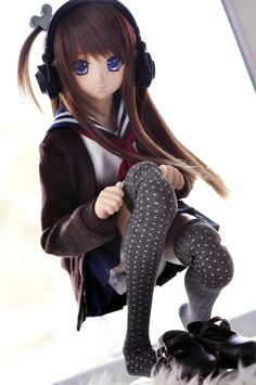 Harunyan suits student uniform the most xD