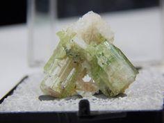 Watermelon Tourmaline Crystal Cluster, Gem Grade Mt Mica Maine Mineral Specimen  | eBay