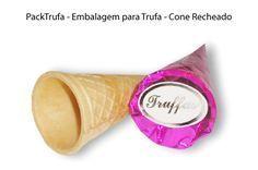 Você fez seu cone trufado e está em dúvida como embalar? Siga passo a passo nossas dicas e faça uma linda embalagem para seu cone trufado. Veja Também: 5 R