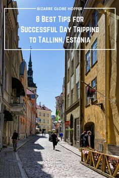 """If you ever find yourself in #Helsinki and you've """"already seen it all"""", head over the Gulf of #Finland and stop by for a day to Tallinn, #Estonia. Check out these comprehensive tips and your day will be a success!"""