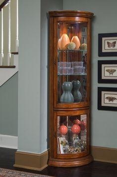 Dinning Room Curio Cabinet