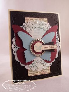 Collage Curios Blog Tour - Andi Potler, Independent Stampin Up Demonstrator