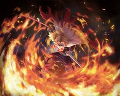 Demon Slayer, Slayer Anime, Fanarts Anime, Anime Characters, Witcher Wallpaper, Up The Movie, Cool Swords, Cool Anime Pictures, Manga Anime One Piece