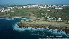 A Terceira Dimensão - Fotografia Aérea: Praia dos Coxos