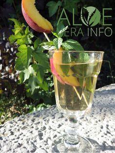 Aloe Blossom Herbal Tea, Aloe Vera, Herbalism, Alcoholic Drinks, Wine, Glass, Blog, Herbal Medicine, Drinkware