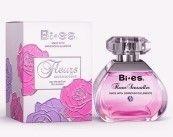 Perfume Fleurs Sensuelles BI-ES es una fragancia floral-oriental emana belleza sensual. Frasco de 100 ml.