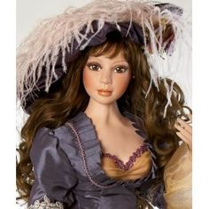 Paradise Gallery Candy Fashion Dolls I love porcelain dolls so