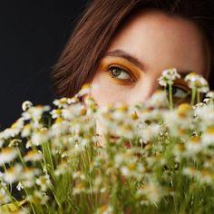 Girl Photos, Photoshoot, Eyes, Portrait, Flowers, People, Hair, Photography, Inspiration