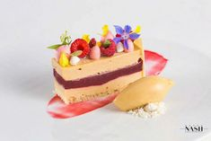 Peanut Butter & Jelly...... by Pastry Chef Antonio Bachour, via Flickr