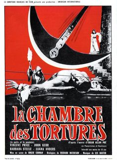 The Pit and the Pendulum (1961) (France)