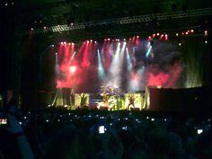 Judas Priest live@GOM 2011 - Giugno 2011 - Milano