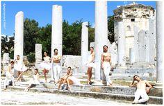 National Opera of Greece at Ancient Roman Agora of Athens!