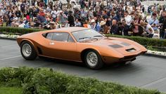 1969 American Motors AMX/3 Auto Costruzioni S.D. Coupe | 10 Winning Cars from…
