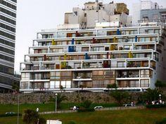 Edificio Terraza Palas Mar del Plata,Argentina 1953