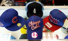 Hey Cubs fans, hats starting to roll in for spring training...