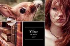 — Eldarya Aesthetic | Character : Ykhar Another...
