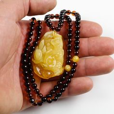 Baltic Amber Jewelry, Amber Stone, Honey Colour, Carp, Round Beads, Happy Shopping, Sculptures, My Etsy Shop, Beaded Necklace