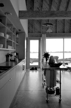 Galley kitchen phase 1