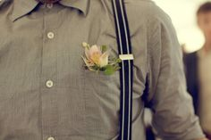 Groom Wear - wow i like that better than prom corsages. :)