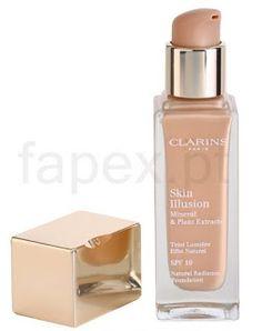 Cantinho Da Sofia : Review | Clarins | Base Skin Illusion Iluminadora Para Aspeto Natural | Fapex.pt