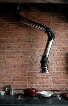 industrial extractor hood - Google Search