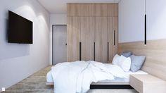 Sypialnia styl Minimalistyczny - zdjęcie od Motifo.pl Architektura & Wnętrza - Sypialnia - Styl Minimalistyczny - Motifo.pl Architektura & Wnętrza